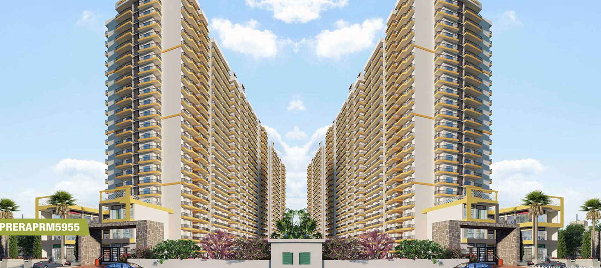 Windsor Paradise 2 Raj Nagar Extension